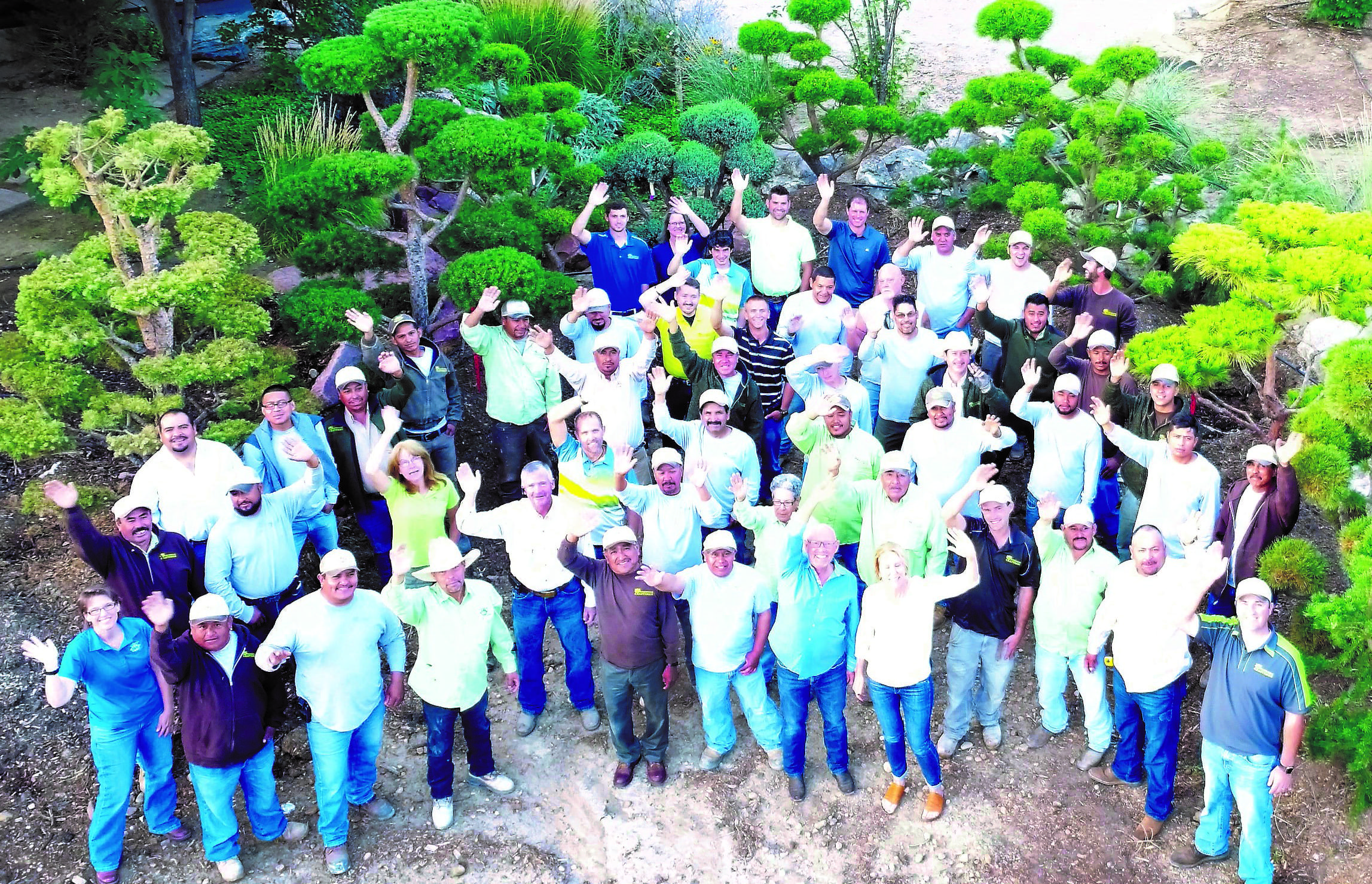 Outdoor Craftsmen Team - Landscape Architects