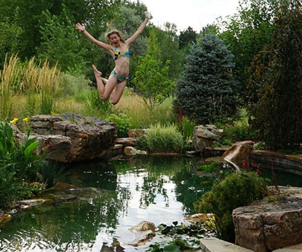 10 happy summer natural swimming pool