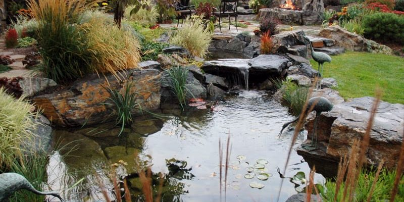 Water Feature Maintenance in Boulder, CO